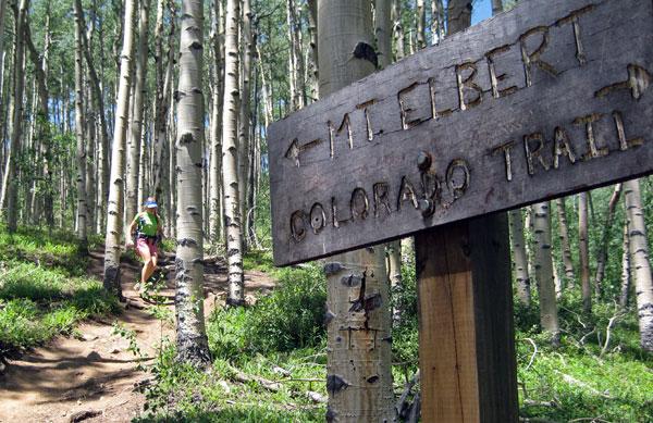 Climb Monitor, Run Elbert