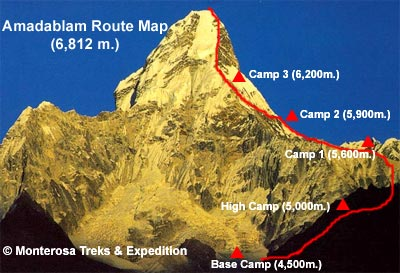 Ama Dablam Rewind – The Camps: Pros & Cons