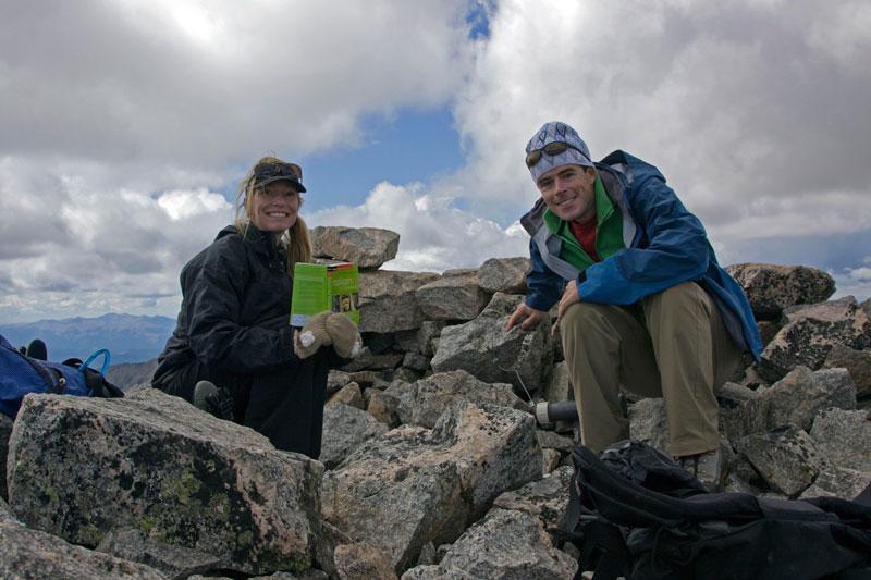 Emerald Peak #96
