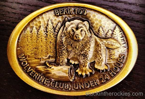 The Bear 100
