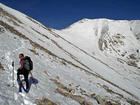 14er Ski Descents – Mount Princeton – May 9, 2004