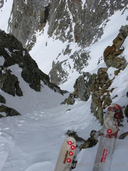 14er Ski Descents – Capitol Peak – April 20, 2008