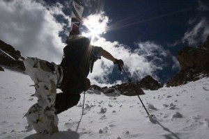 14er Ski Descents – Pikes Peak – May 15, 2006