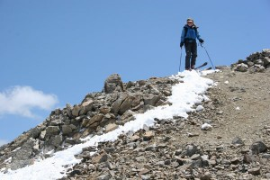 14er Ski Descents – Missouri Mountain- June 5, 2005