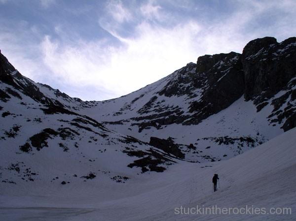 14er Ski Descents – Blanca Peak – May 16, 2004