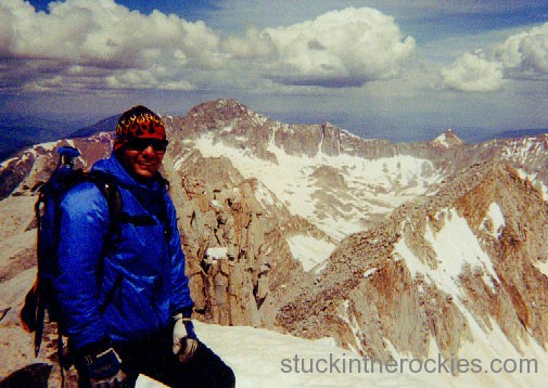 14er Ski Descents – Snowmass Mountain – May 20, 2002