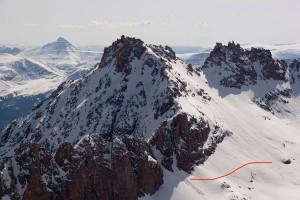 14er Ski Descents – Sunlight Peak – May 27, 2007