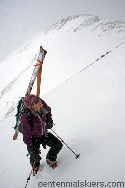 christy mahon, ski 13ers