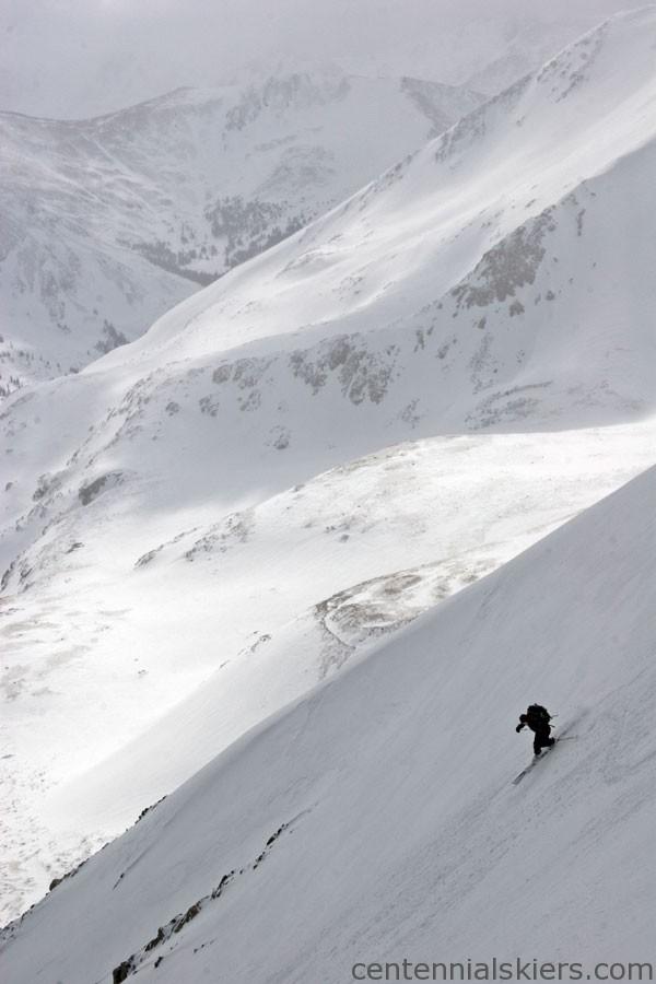 ski 13ers, mount edwards