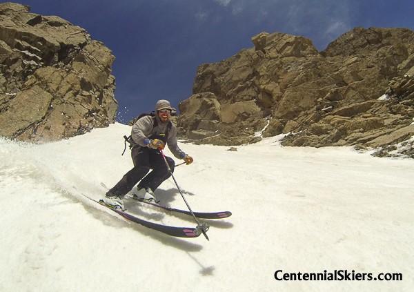 centennial skiers, crestone needle