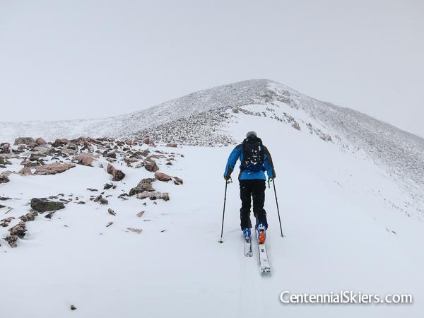 chris davenport, culebra peak