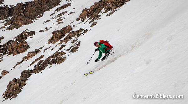 Christy Mahon, half peak