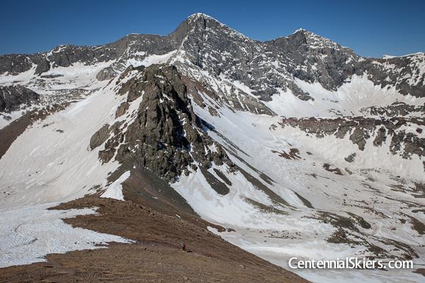 christy mahon, blanca peak