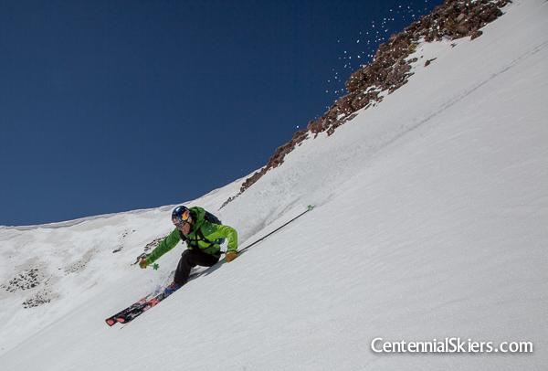 chris davenport, centennial skiers