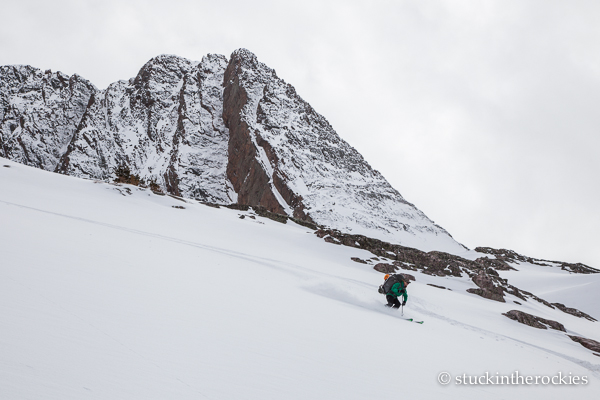 More from the Weminuche Traverse