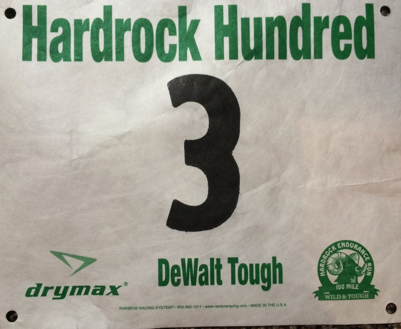 Hardrock 100 – One more time around