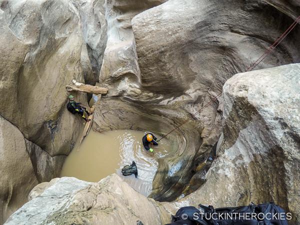 Pine Creek Canyon - Zion National Park