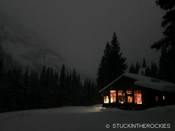 Lindley Hut
