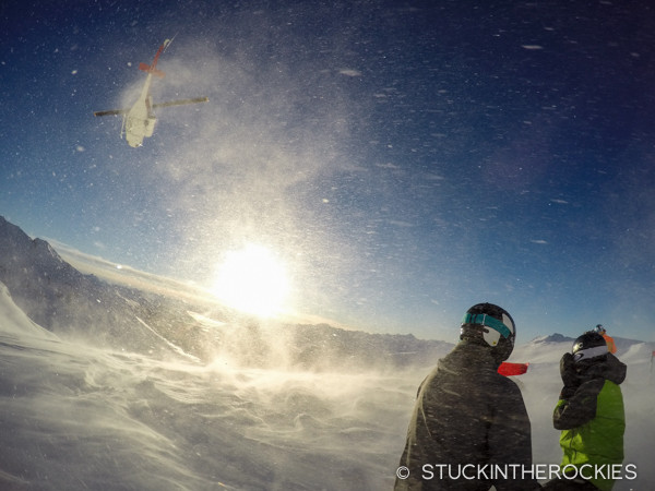 CMH heli ski