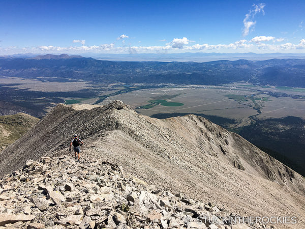 Mount Princeton recon in Nolans 14