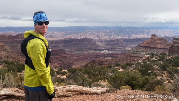 Running Big Chief Trail