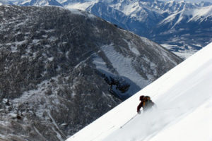 14er Ski Descents – Mount Sherman – Feb. 21, 2009