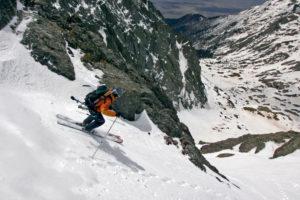 Crestone Peak – North Couloir