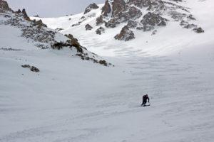 A Quickie on Mace Peak