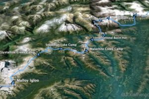 Bugaboos to Rogers Pass – an overview