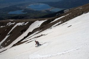 14er Ski Descents – Mount Elbert – June 10, 2011