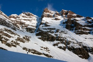 14er Ski Descents – South Maroon Peak – May 15, 2011