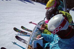 Endurance ski testing