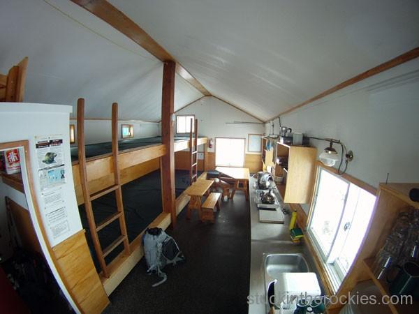 Balfour Hut
