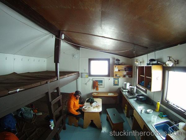duncan hut