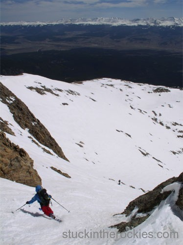 christy mahon mount elbert ski