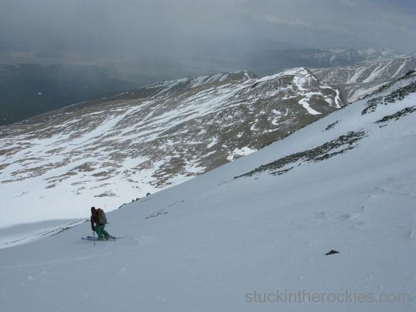 ski mount massive