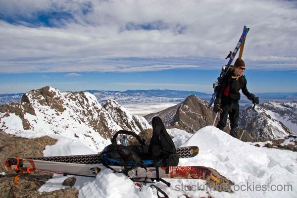 crestone peak summit