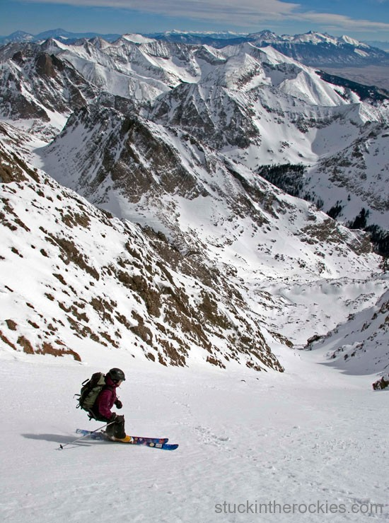 sangre de cristo ski descents