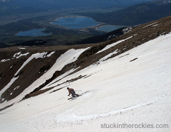ski mount elbert