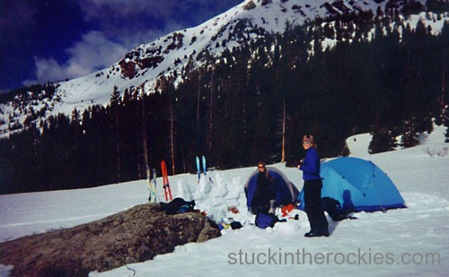 chihuahua gulch, grays peak, jill midthun