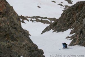 14er Ski Descents – La Plata Peak – May 30, 2005