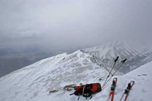 14er Ski Descents – Mount Massive – May 12, 2005