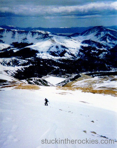 ski mount lincoln, cameron amphitheatre
