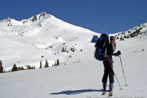 14er Ski Descents – Uncompahgre Peak – April 17, 2004