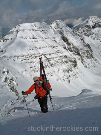 ski Castle and Conundrum