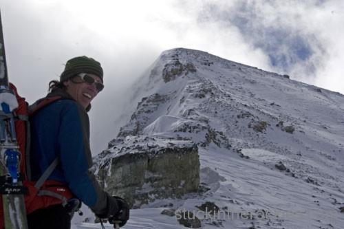 Adrian Ballinger Castle Peak