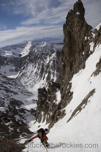 climb crestone needle