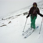 christy mahon ski mount evans