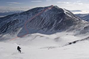 ski mount belford louie dawson