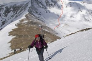 14er Ski Descents – Belford & Oxford – April 7, 2007